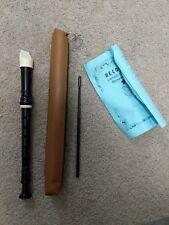 LMI Soprano Student Recorder 650502B Woodwind Instrument vintage