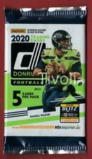 2020 Donruss Clyde Edwards-Helaire Rated Rookie Hot Pack RC Dollar Tree Yellow?.