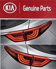 Sportage 17-18 Full LED Tail Light Tail Lamp Set of 4 Parts Genuine Kia