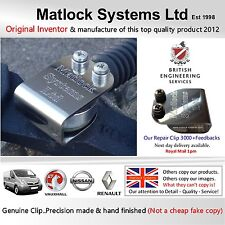 Vauxhall Vivaro Van -Gear Linkage Cable Repair System Clip (DIY-Only 60 Seconds)