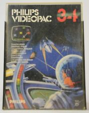 Philips Videopac Game / jeu - N° 34 - Satellite Attack - Complete with Box