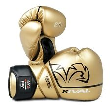 Rival Boxing Gloves RS1 Ultra Sparring Gloves 2.0 Gold boxing Striking Training