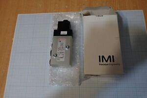 Pneumatic valve 2623077 Norgren IMI Herion b7124 2..8bar with solenoid 24V 3032