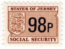 (I.B) Jersey Revenue : Social Security 98p