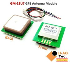GM-22U7 GNSS GPS GLONASS Module Receiver Antenna UART Output Protocol
