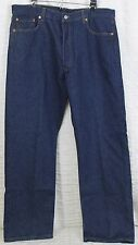 Levis 501 Denim Jeans Mens Sz W 38*L 30 Button Fly Classic Red Tab WPL423