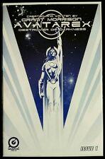Grant Morrison's AVATAREX #1a (2016 GRAPHIC INDIA Comics) ~ VF/NM Book