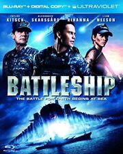 Battleship (Blu-ray + Digital Copy + UV Copy) [Region Free] [DVD][Region 2]