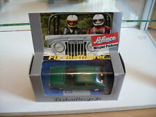 Schuco Fur Testfahrer Zerlegbar VW Volkswagen Scirocco 1 in Green on 1:43 in Box