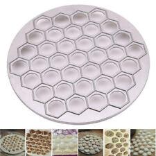 Aluminum Ravioli Maker Pasta Form Meat Holes Dumpling Mold Home Kitchen Tools