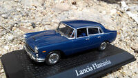 Atlas 1/43 Scale Lancia Flaminia 1960 Giovanni Gronchi Diecast Model Car Blue