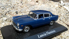 Atlas 1/43 Scale Lancia Flaminia 1960 Giovanni Gronchi Diecast Model Car Blue