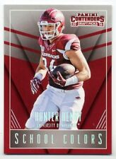 2016 Contenders HUNTER HENRY Rookie Card RC #13 Arkansas Razorbacks CHARGERS SP