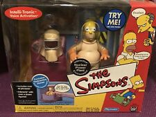 Simpsons Environment Nuclear Power Plant Exclusive Radioactive Homer 2000 NEW