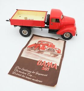 RARE GAMA - TIPPER TRUCK 501 - GERMANY