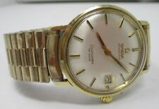VINTAGE MENS SWISS OMEGA SEAMASTER DE VILLE WATCH RUNS PERFECTLY OMEGA WATCH
