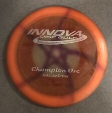 Innova Champion Orc PFN Patent # 171g Faded Ink