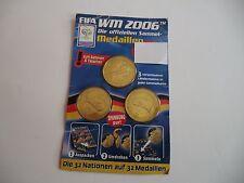 Medaillen (3 St.) der Fussball-Weltmeisterschaft 2006 Sammlung