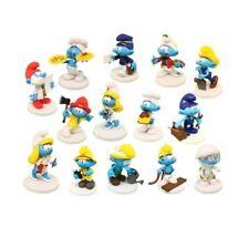 I Puffi Mestieri Serie Completa 14 Personaggi Sbabam The Smurfs