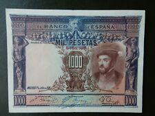 EBC+ - SIN SERIE - BILLETE DE 1000 PESETAS DE 1925 - CARLOS I