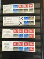 Netherlands mint never hinged stamps booklets Ref R25543