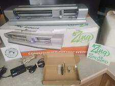 Knk Zing Computerized Cutting System Machine Digital Die Cutter + Accessories Cd