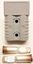 6325g1 Anderson Original Sb 175 Battery Connector Gray 10 Awg