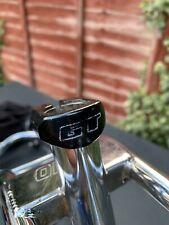 GT Dyno Black Alloy BMX Seatpost Clamp