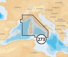 Cartografia GPS Navionics Platinum Zona Mar Tirreno 5p273xl