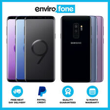 Samsung Galaxy S9+ 64GB 128GB 256GB SIM Free Unlocked Refurbished Smartphone