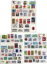 Bundesrepublik 100 gestempelte Briefmarken (G02)