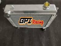 Radiateur For Renault Alpine A110 R8 Gordini 1300 1965-1971 Aluminum Radiator