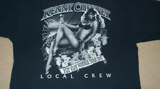 (2-Sided) KENNY CHESNEY LOCAL CREW Flip Flop Tour T-Shirt Size XL 2007 Country