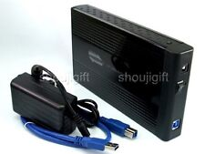 "USB3.0 External Enclosure/Case/Caddy FOR upto 2TB SATA 3.5"" Hard Disk Drive"