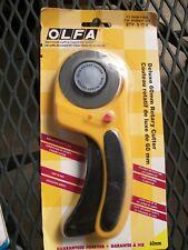 Olfa Ergonomic 60mm Rotary Cutter, And Fast Free Post