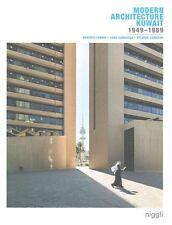 Modern Architecture Kuwait 1949-1989-ExLibrary