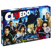 Cluedo The Classic Mystery Family Board Game
