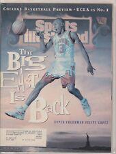 SPORTS ILLUSTRATED THE BIG EAST IS BACK NOV 28 1994 MAGAZINE