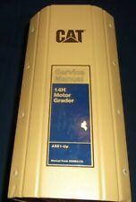 Cat Caterpillar 14h Motor Grader Service Shop Repair Book Manual Sn Ase1 Up