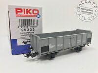 PIKO 95333 carro merci aperto trasporto carbone FS - 1/87