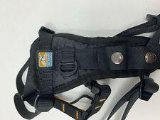 Kurgo Large No Pull Dog Harness   Black for Walking Car Travel Front Back Clip S