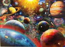 Puzzle Planeten 1000 Teile Ravensburger, 19858 NEU