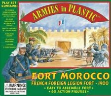 Armies In Plastic 9801 - Fort Morocco with Plastic Figures Figures/Wargaming Kit