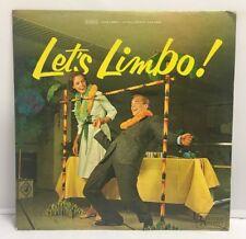 The Islanders John Greenwood- Lets Limbo Vinyl