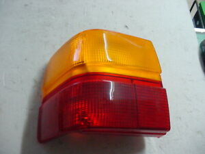 Audi 5000 Tail light Driver Side Rear Lamp Assembly
