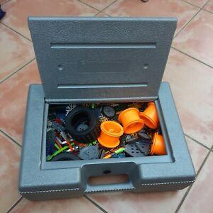 K'nex Bundle And Case Job Lot Of K'nex Mixed Lot, Construction Toys