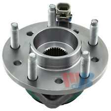 Wheel Bearing and Hub Assembly Front WJB WA513137HD