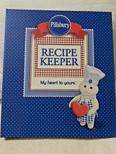 Pillsbury Recipe Keeper My heart to yours. Personal Recipe Collector Book