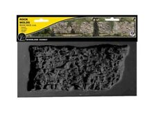Woodland Scenics Rock Face Rubber Rock Mold C1248