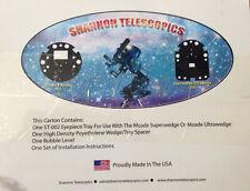 Shannon Telescopics LX200 Super Ultra X-Wedge Astroimaged Accessory Tray